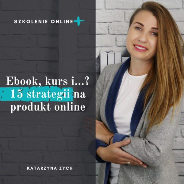 15 strategii na produkt online